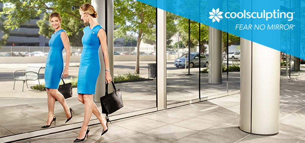 Business Woman CoolSculpting